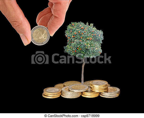 Investment to agriculture - csp9718999
