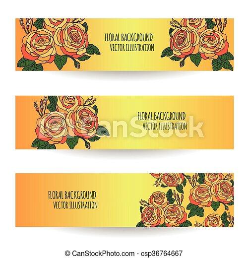 Un Antiguo Fondo Colorido Con Rosas Dibujadas A Mano La