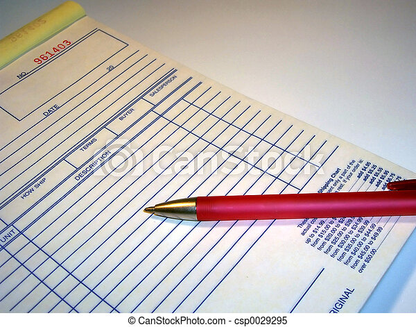 Invoice Booklet Invoice Book Self Employed Sales Invoice - Invoice booklet