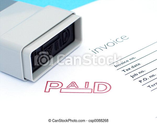 Invoice paid - csp0088268