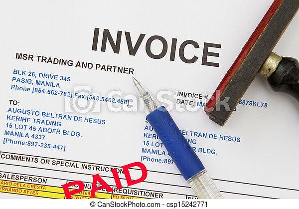 Invoice - csp15242771