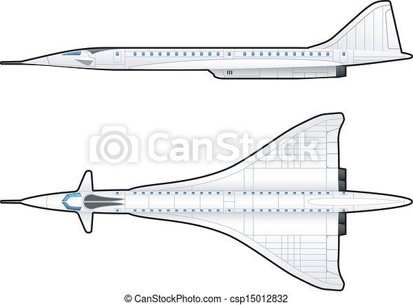 inzittende aircraft - csp15012832