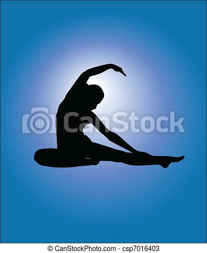 ioga - csp7016403