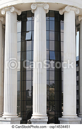 Ionic columns - csp14534451