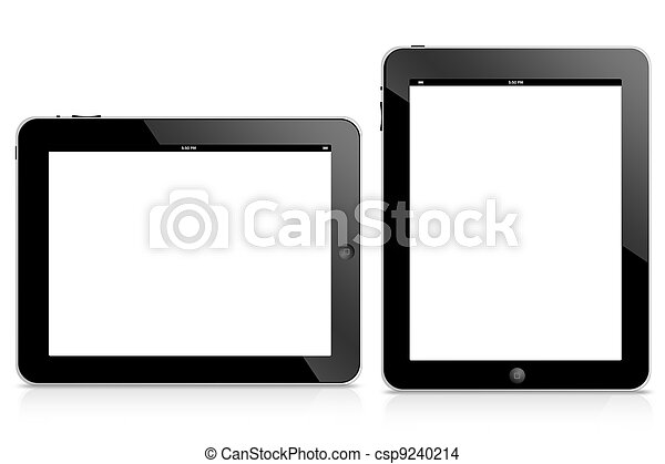 ipad tablet computer - csp9240214