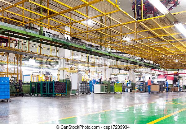 ipari, hely - csp17233934