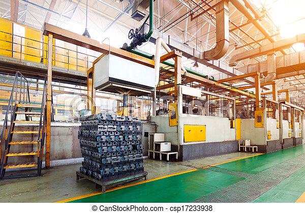 ipari, hely - csp17233938