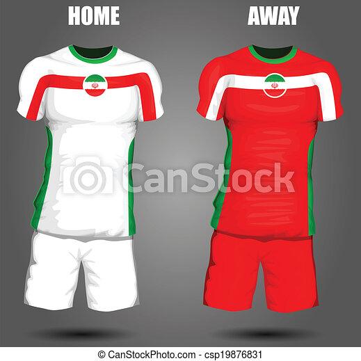 iran jersey
