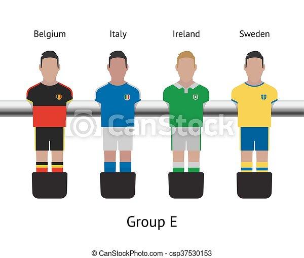 fußball italien belgien