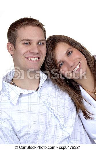 irmã, irmão, & - csp0479321