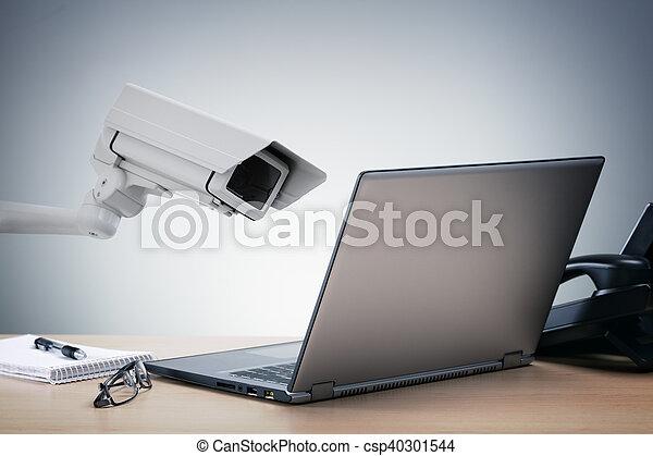 irmão grande, vigilância - csp40301544