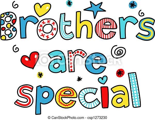 irmãos, especiais - csp1273230