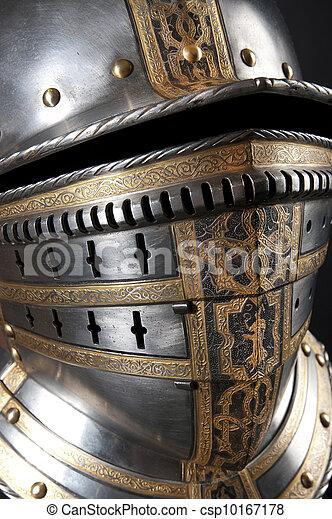Iron helmet - csp10167178