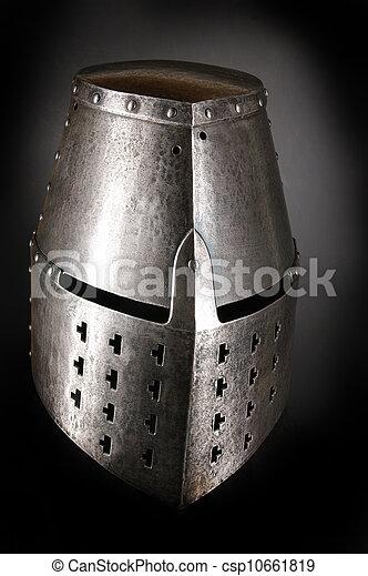 Iron helmet - csp10661819