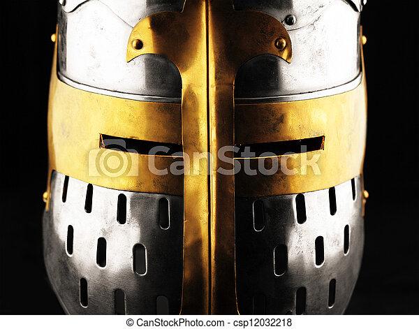 Iron helmet - csp12032218