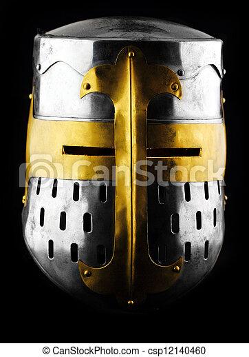 Iron helmet - csp12140460
