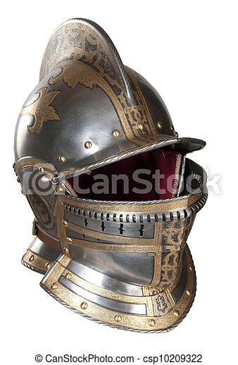 Iron helmet - csp10209322