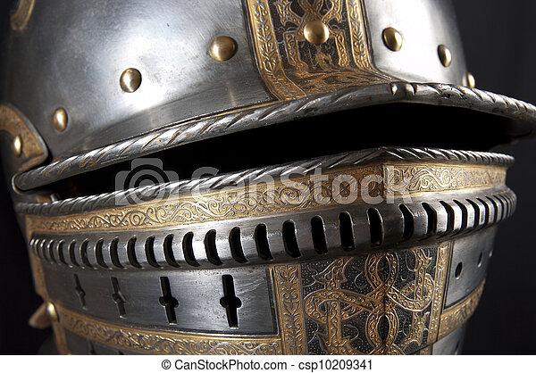 Iron helmet - csp10209341