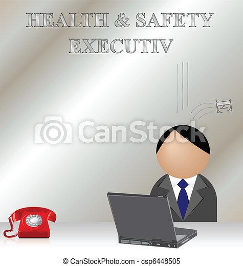 Ironic accident  - csp6448505