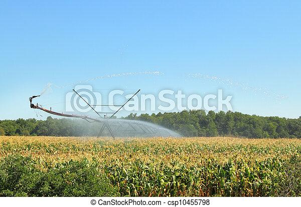 Irrigation Equipment - csp10455798