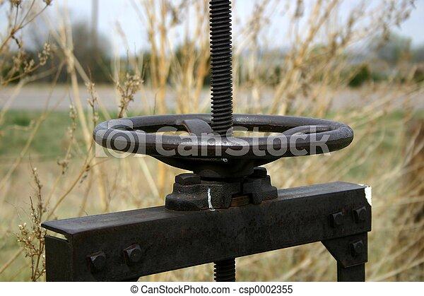 Irrigation Gate - csp0002355