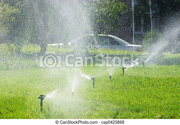 Irrigation - csp0423868