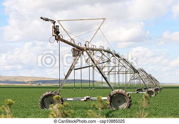 Irrigation Pivot - csp10885025