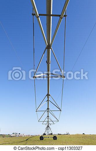 Irrigation pivot - csp11303327