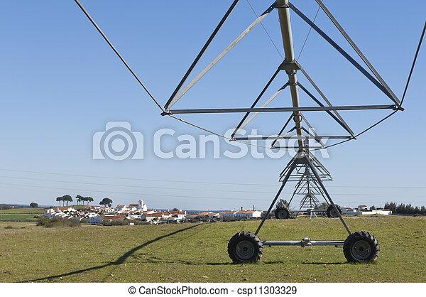Irrigation pivot - csp11303329
