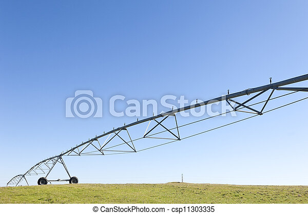 Irrigation pivot - csp11303335