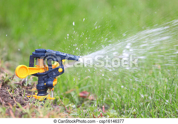 irrigation system - csp16146377