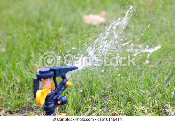 irrigation system - csp16146414