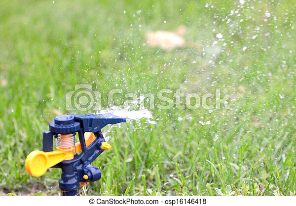 irrigation system - csp16146418