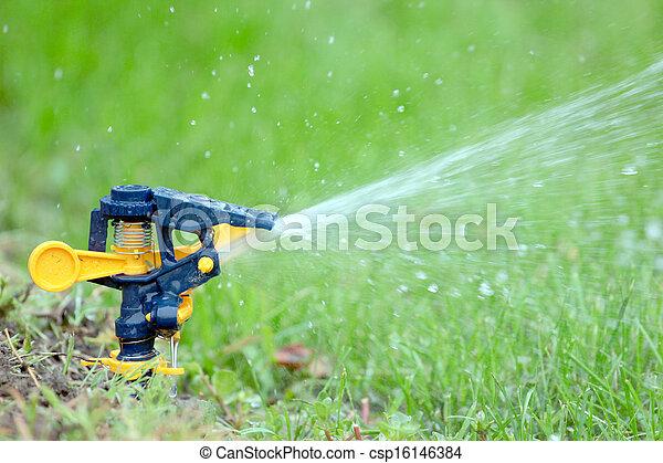 irrigation system - csp16146384