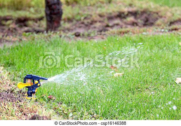 irrigation system - csp16146388