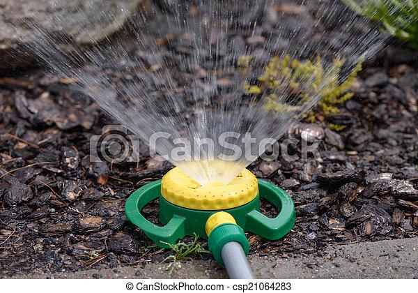 Irrigation system - csp21064283
