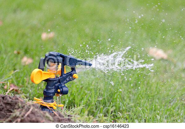 irrigation system - csp16146423