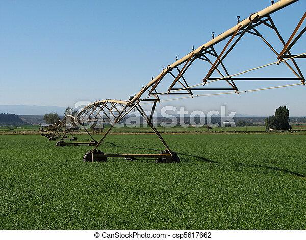 irrigation system - csp5617662