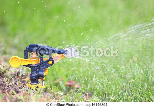 irrigation system - csp16146394