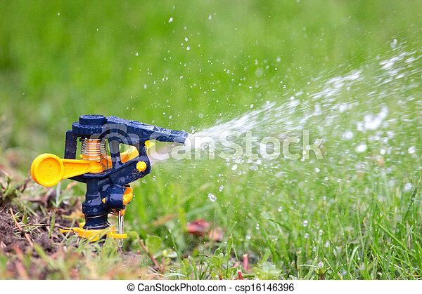 irrigation system - csp16146396