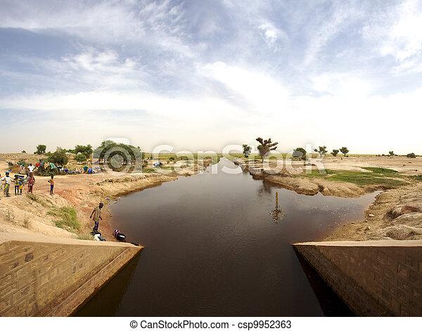 Irrigation system - csp9952363
