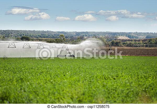 Irrigation Systems - csp11258075