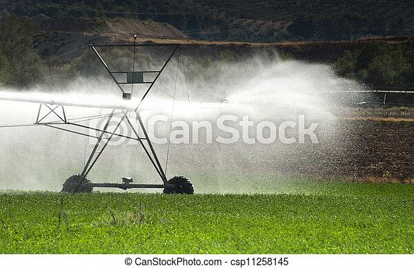 Irrigation Systems - csp11258145