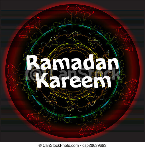 Islamic greeting arabic text for holy month ramadan kareem islamic greeting arabic text for holy month ramadan kareem csp28639693 m4hsunfo