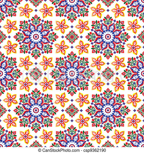 Captivating Islamic Pattern Vector