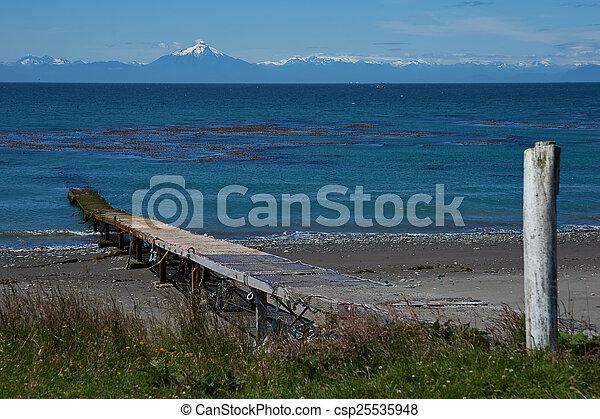 Island of Chiloe - csp25535948
