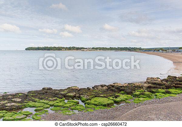Isle of Wight to Bembridge harbour  - csp26660472
