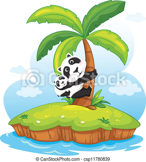 isola, panda - csp11780839