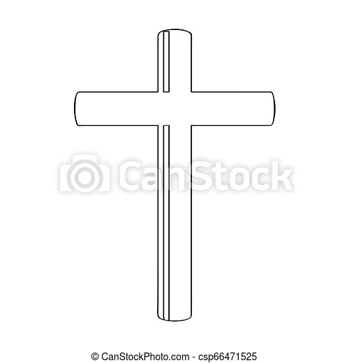 Isolated Cross Outline Holy Week Vector Illustration Design Canstock 500+ vectors, stock photos & psd files. https www canstockphoto com isolated cross outline 66471525 html