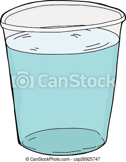 Cup Of Water Illustrations And Clipart 6376 Cup Of Water Royalty